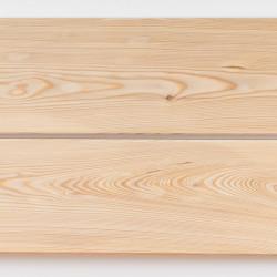 Dřevěná fasáda SIBIŘSKÝ MODŘÍN, hoblované prkno 20x145 mm