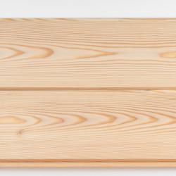 Dřevěná fasáda SIBIŘSKÝ MODŘÍN, klasický profil 19x145 mm