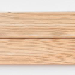 Dřevěná fasáda SIBIŘSKÝ MODŘÍN, raute profil 20x93 mm