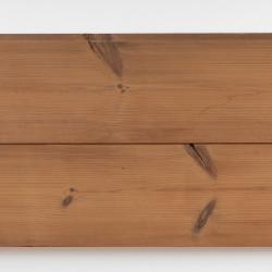 Dřevěná fasáda THERMO BOROVICE, klasický profil 19x140 mm