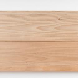 Dřevěná fasáda WESTERN RED CEDR, klasický profil 17,5x137 mm