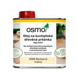 OSMO Olej na kuchyňská dřevěná prkénka