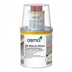 OSMO barevný olej PROFI