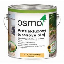 OSMO protiskluzový terasový olej 430, bezbarvý