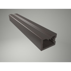 Podkladový WPC profil 9552 48x35 mm