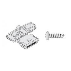 PVC spona 9486 pro hliníkové podkladní profily (80ks)