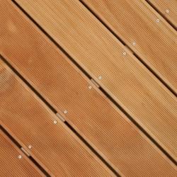 Terasové desky GARAPA 25x145x2150-5790 mm