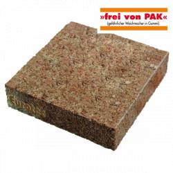 Korkové podložky pod terasové rošty, 70x70