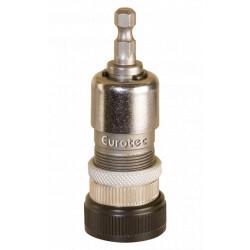 Stop šroub - šroubová spojka s hloubkovou zarážkou